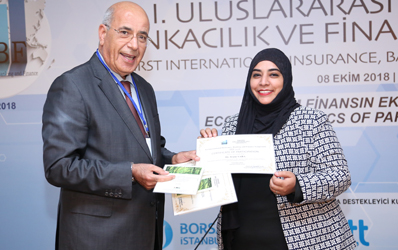 October 8th, 2018: Dr. Irum Saba (Assistant Professor and Program Director MS Islamic Banking and Finance, IBA)  participated in the 1st International Insurance, Banking and Finance symposium