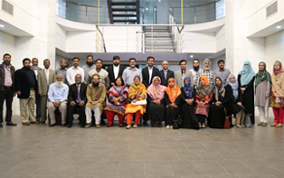 16th Feb, 2017: Introduction to Islamic Finance for Educators