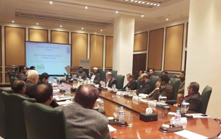 Round-table Session with Senators & Parliamentarians