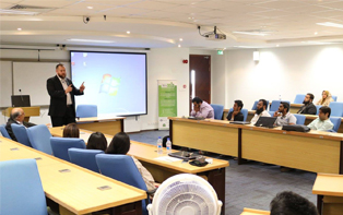IBACEIF Session at Karachi School of Business Leadership