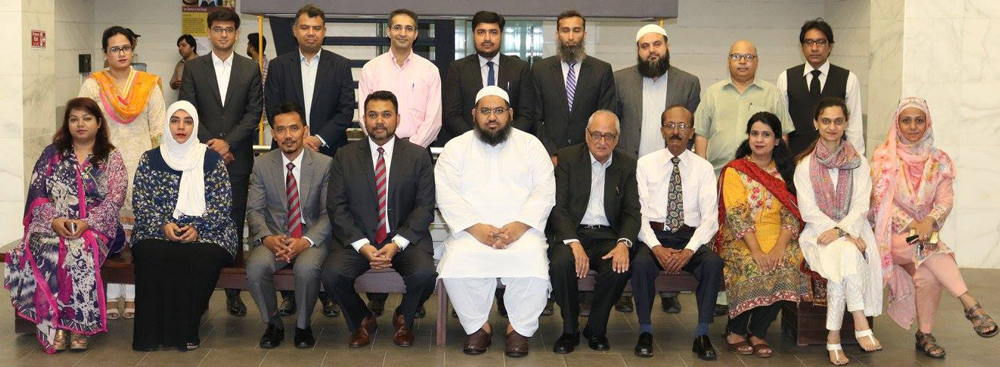 IBA CEIF hosted the FAA team to conduct their FAA Certification Program