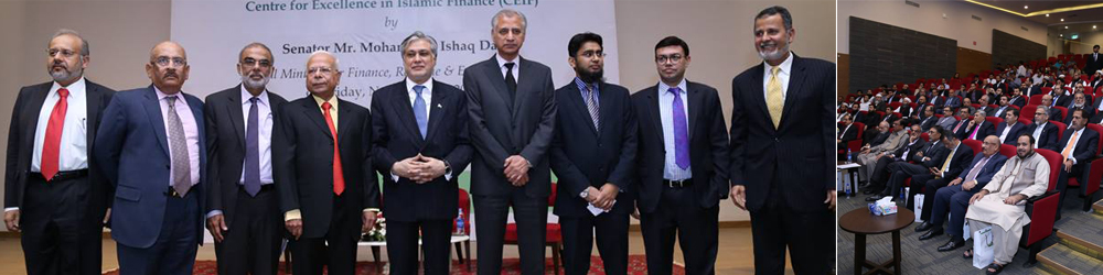 Inauguration of Centre for Excellence in Islamic Finance
