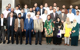 IBA CEIF successfully conducted another training on Basics of Islamic Banking