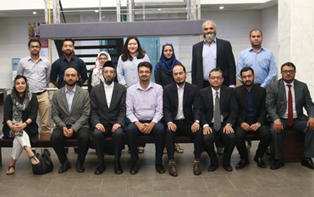 IBA CEIF successfully conducted another training