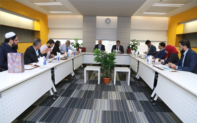 02 Dec, 2018: 7th Meeting of Board of Management of IBA CEIF