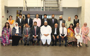 IBA CEIF conducted a Product Development and Shariah Compliance Forum with Sheikh Bilal Khan