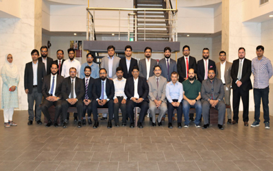 IBA CEIF successfully conducted a one day Executive Learning Program Business Transformation: The Cross Sell way for Islamic Financial Products. Participants from various banks attended the course