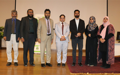 IBA CEIF, in collaboration with Islamic Finance Society, hosted the prestigious Cambridge IFA Islamic Banking Masters Workshop