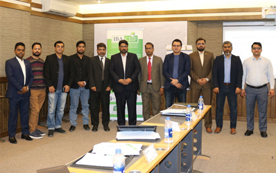 16 Feb, 2020: IBA CEIF successfully conducted a 4 day program for the Branch Managers of Islamic Banks.