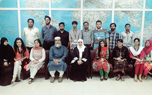 IBA CEIF conducted an awareness session on Islamic Banking and Finance at Bahria University, Karachi