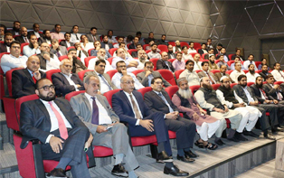 14 Nov, '17: An awareness session was conducted by PMEX at IBA CEIF