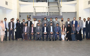 23 Nov '17: IBA CEIF conducted a course on 'Art of Selling Islamic Financial Products'