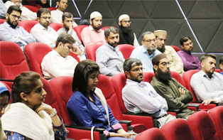 IBA Conducts Open House for MS Islamic Banking and Finance