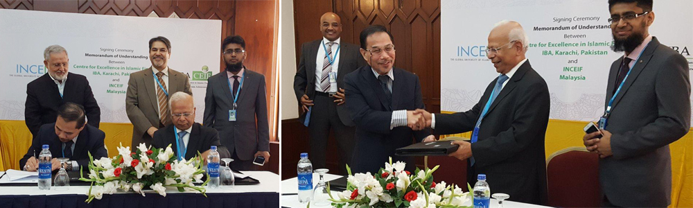 CEIF signs MOU with INCEIF, Malaysia