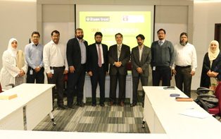 18th Jan, 2017: MoU Signed Between IBA and Ihsan Trust