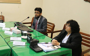 24th Mar, 2017: Session on Introduction to Islamic Banking System at SJA